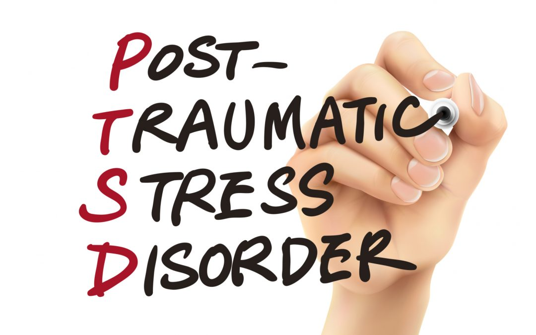June is Awareness Month for PTSD